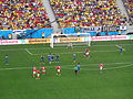 Switzerland and Ecuador match at the FIFA World Cup 2014-06-15 DSC06431 (14244056517).jpg