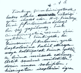 Mustafa Kemal Atatürkün Dinî Inancı Vikipedi