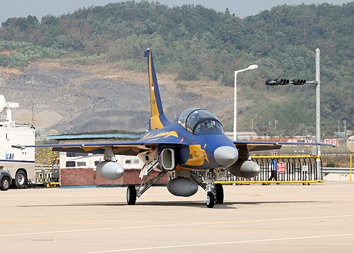 T-50i Indonesian Air force version