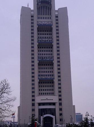 Ministry of Economy (Turkey) - Image: T.C. Ekonomi Bakanlığı
