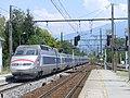 TGV Paris-Milan quittant St-Pierre-d'Albigny (été 2018).JPG