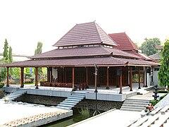 TMII Central Java Pavilion 3