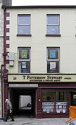 File:T Patterson Stewart, Omagh - geograph.org.uk - 137896.jpg
