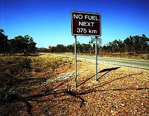 Barkly Tableland - Tablelands Highway