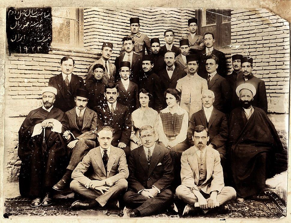 Tabriz memorial highschool 00