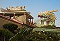 Taiwan 2009 Tainan City Temple and Dragon FRD 7992.jpg