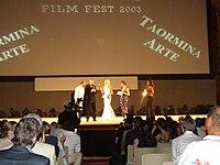 TaorminaFilmFest 2003.jpg