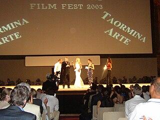 Taormina Film Fest film festival in Taormina, Italy