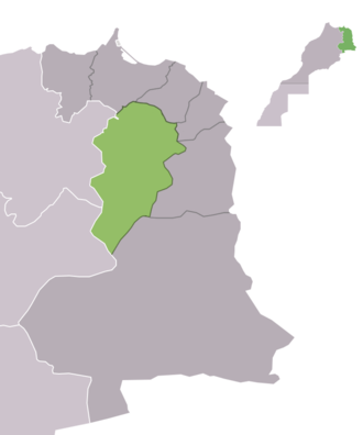 Taourirt Province - Taourirt Province, Oriental Region, Morocco