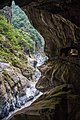 Taroko Tunnel of Nine Turns Jiuqudong Trail MountLin.jpg