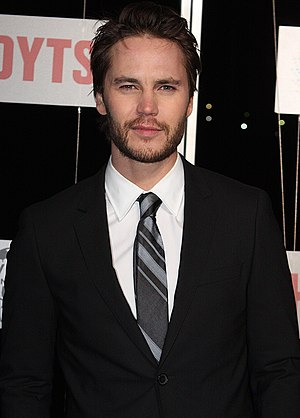 Taylor Kitsch - Kitsch in April 2012