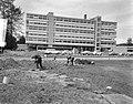 Technische Hogeschool Twente , exterieurs, Bestanddeelnr 916-7804.jpg
