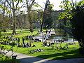 Teich am Parkring Stadtpark Graz (Ententeich) - Ansicht 2.JPG