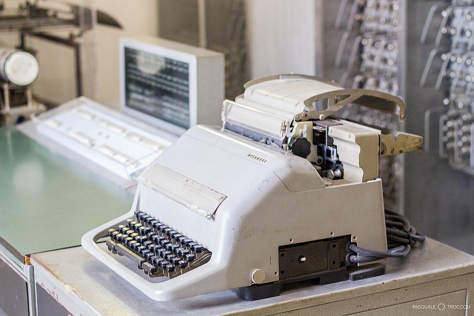 Telescrivente CEP - Calcolatrice Elettronica Pisana