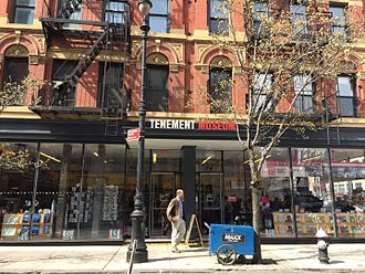 Lower East Side Tenement Museum - The Tenement Museum
