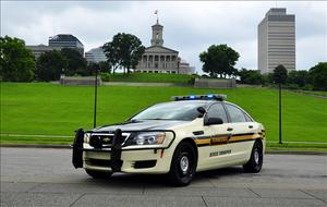 Tennessee Highway Patrol - Image: Tennessee Highway Patrol vehicle