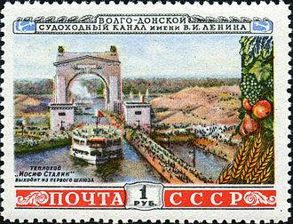 Volga–Don Canal - E