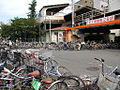 Teradacho-station-manybicycles.jpg