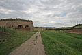 Terezín - Hlavní pevnost, úplné opevnění 17.JPG