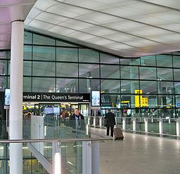 Terminal 2 The Queen's Terminal