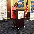 Terri Sewell speaking at the 2015 Hyundai Scholar Awards.jpg