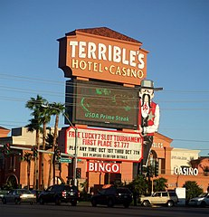 Terrible's Hotel and Casino