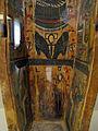 Terzo periodo intermedio, XXI dinastia, sarcofago e copertura di mummia del sacerdote di amon Ched(sou)khonsou, 970-45 ac ca, da tebe 03.JPG