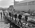 Tewaterlating te Zaandam van het Torpedo-inschietvaartuig van de Koninklijke Mar, Bestanddeelnr 914-1453.jpg