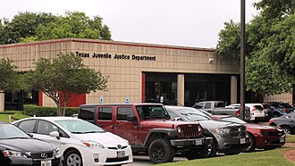 Texas Juvenile Justice Department - Braker H Complex, the TJJD headquarters