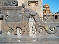 Thanjavur Brihadishvara Temple Elephant Statue.jpg
