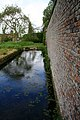 """The """"Moat"""" at Barrington Court - geograph.org.uk - 1314239.jpg"""