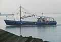 The 'Maria Lena' approaching Bangor harbour - geograph.org.uk - 748623.jpg