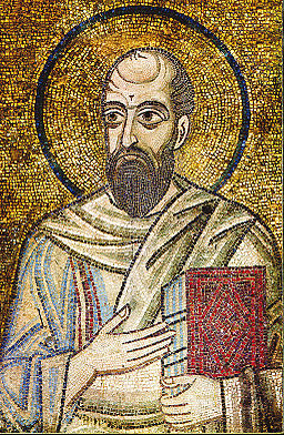 The Apostle Paul (detail) - Google Art Project