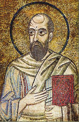 The Apostle Paul (detail) - Google Art Project