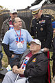The Assistant Commandant of the Marine Corps, Gen. John M. Paxton, Jr., right, speaks with veterans during an Honor Flight event at the Marine Corps War Memorial in Arlington, Va., Sept 131112-M-KS211-024.jpg