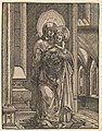 The Beautiful Virgin of Regensburg in a Church MET DP833039.jpg