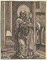 The Beautiful Virgin of Regensburg in a Church MET DP833039.jpg