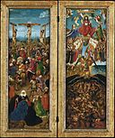 The Crucifixion; The Last Judgment MET DT25.jpg