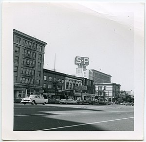 Southern Pacific Building - Image: The Embarcadero (1956) (5302805044)