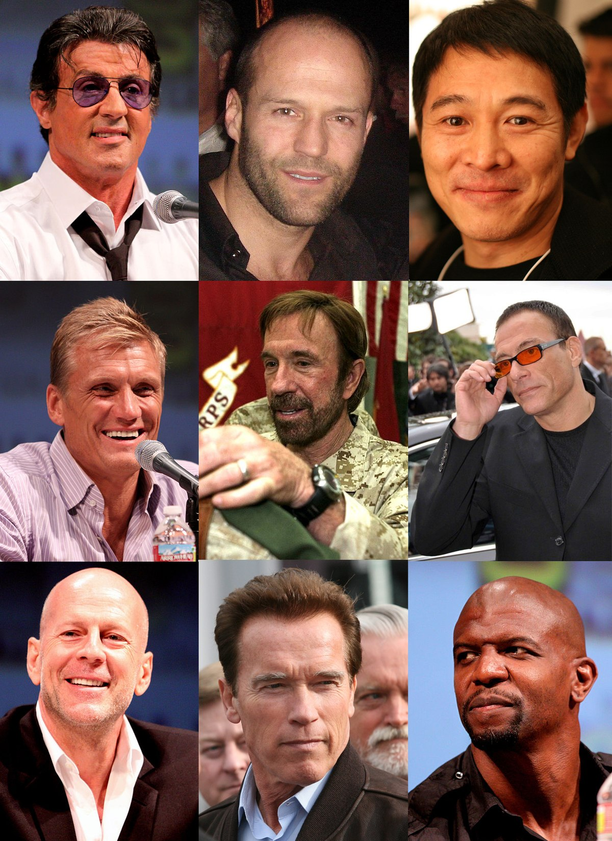 the expendables 2 cast - photo #15