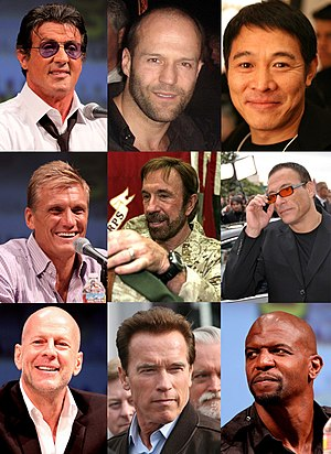 The Expendables 2 - Image: The Expendables 2 Cast Roster