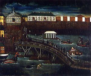 Floods in Saint Petersburg - 19 November 1824