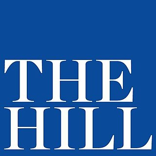 <i>The Hill</i> (newspaper) Political newspaper and website based in Washington, D.C.