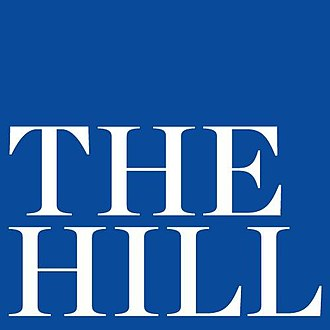 The Hill (newspaper) - Image: The Hill logo