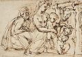 The Holy Family with Saint John the Baptist LACMA M.77.54.1.jpg