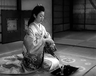 The Life of Oharu - Hisako Yamane as Lady Matsudaira