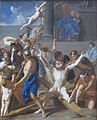 The Martyrdom of Saint Andrew by Charles Le Brun, Getty Center.JPG