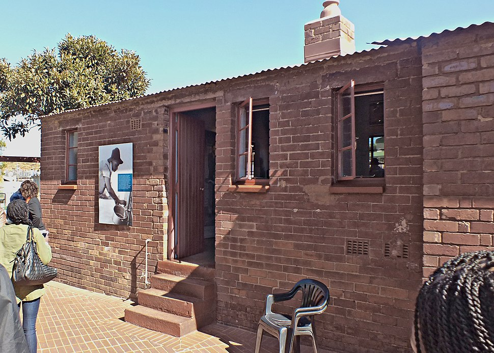 The Nelson Mandela House