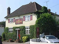 The Overdraught , Pub Park Street Herts. - geograph.org.uk - 28025.jpg