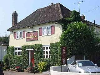 Park Street, Hertfordshire village in United Kingdom